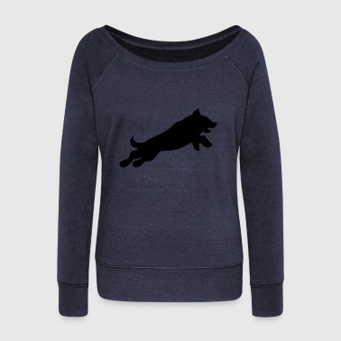 agility - Women's Wideneck Sweatshirt