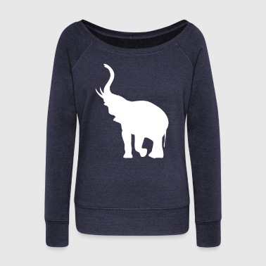 Trunk Trunks Up! - Women's Wideneck Sweatshirt