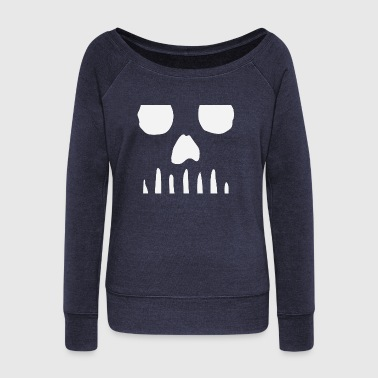Idol BONE IDOL - Women's Wideneck Sweatshirt