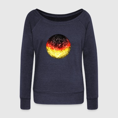 Scorched Mercury - Women's Wideneck Sweatshirt
