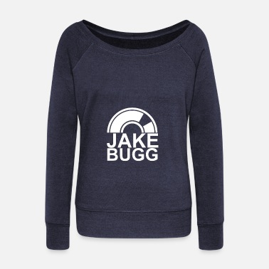 Jake JAKE BUGG - Women's Wideneck Sweatshirt
