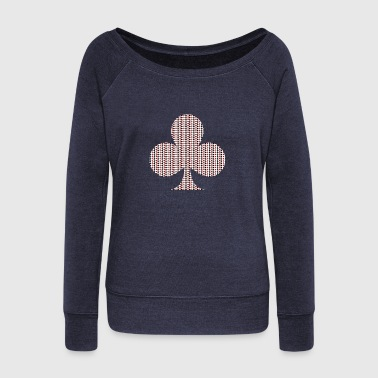 CLuBS - Women's Wideneck Sweatshirt