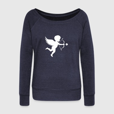 Angel - Women's Wideneck Sweatshirt