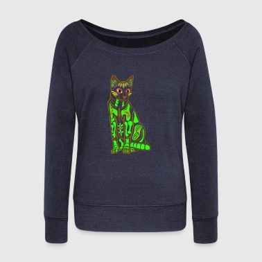 Kitten X-kitten - Women's Wideneck Sweatshirt