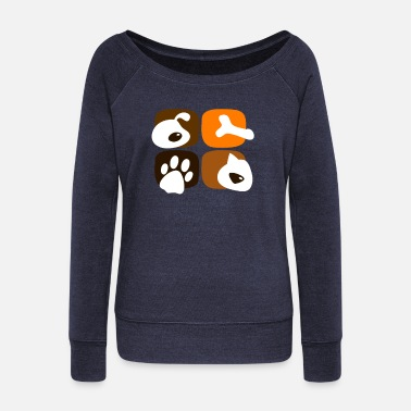 Animal Lover Animal Lovers - Women's Wideneck Sweatshirt