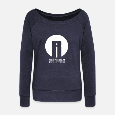 Crowds crowd - Women's Wide-Neck Sweatshirt