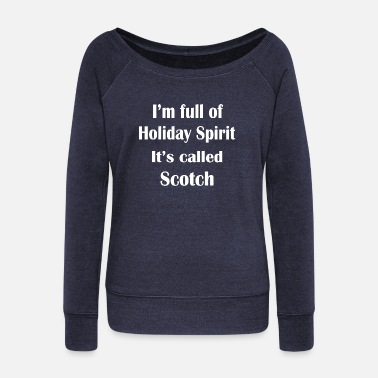 Scotch Scotch - Women's Wideneck Sweatshirt