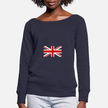 Q340 New Trend - Women's Wide-Neck Sweatshirt