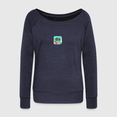 emojie shirt - Women's Wideneck Sweatshirt