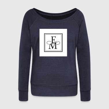 FM Productions - Women's Wideneck Sweatshirt