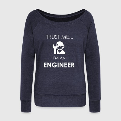 Engineer - Women's Wideneck Sweatshirt