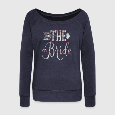 The Bride - Women's Wideneck Sweatshirt