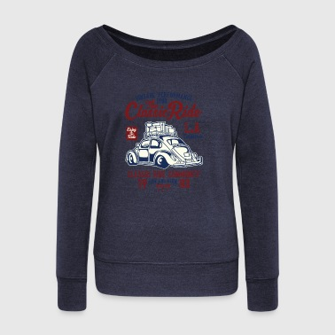The Classic Ride2 - Women's Wideneck Sweatshirt