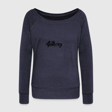 Anthony Art Brewery - Women's Wideneck Sweatshirt