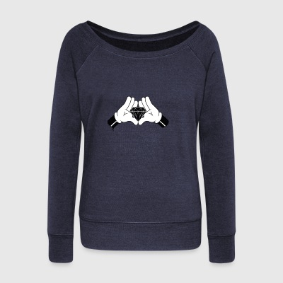 Black Diamond - Women's Wideneck Sweatshirt