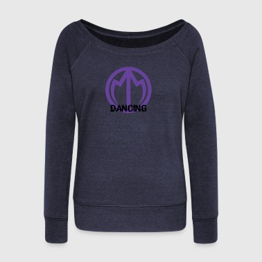 Monarch Dancing - Women's Wideneck Sweatshirt