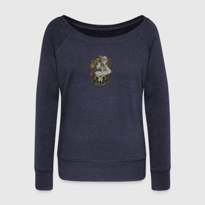 The WITCH - Women's Wideneck Sweatshirt