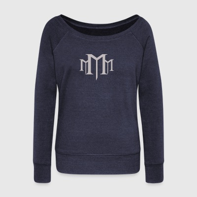 M3 Tactical Medium - Women's Wideneck Sweatshirt