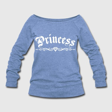 Princess - Women's Wideneck Sweatshirt