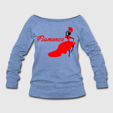 Flamenco Flamenco - Women's Wideneck Sweatshirt