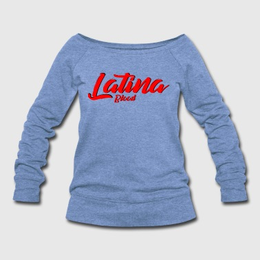 Brazil Latina - Women's Wideneck Sweatshirt