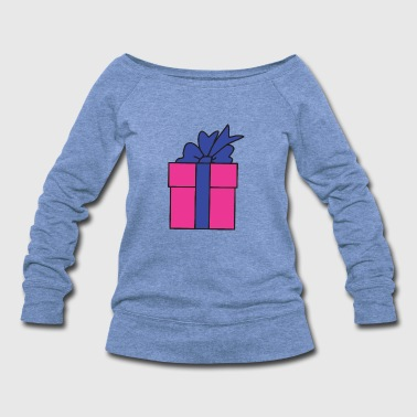 Christmas Xmas Gifts Presents Birthday - Women's Wideneck Sweatshirt