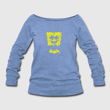 SPONGEBOB - Women's Wideneck Sweatshirt