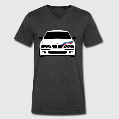 BMW E39 M5 - Men's V-Neck T-Shirt by Canvas