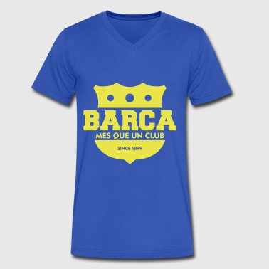 BARCA - Men's V-Neck T-Shirt by Canvas