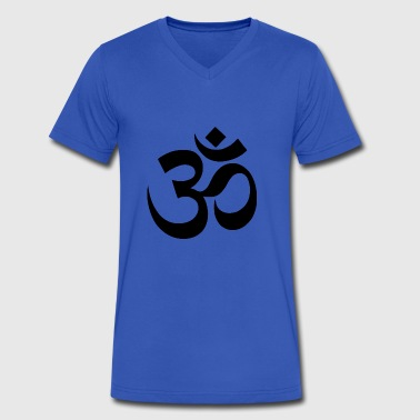 hindu3 - Men's V-Neck T-Shirt by Canvas