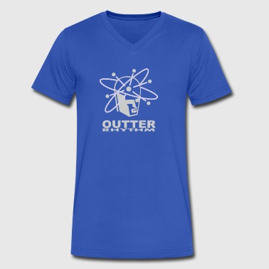 OUTTER - Men's V-Neck T-Shirt by Canvas