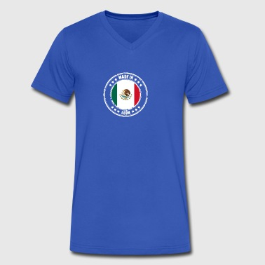 MADE IN LEÓN - Men's V-Neck T-Shirt by Canvas