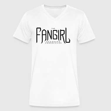 The Shannara Chronicles - Fangirl - Men's V-Neck T-Shirt by Canvas
