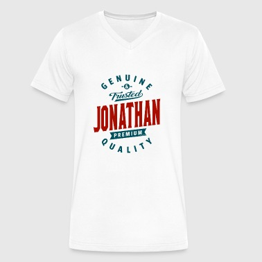 JONATHAN - Men's V-Neck T-Shirt by Canvas