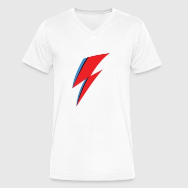 Stardust - Men's V-Neck T-Shirt by Canvas