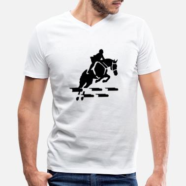 Horseman horseman - Men's V-Neck T-Shirt