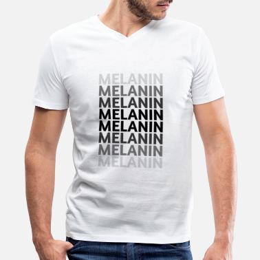Shades of Melanin - Men's V-Neck T-Shirt
