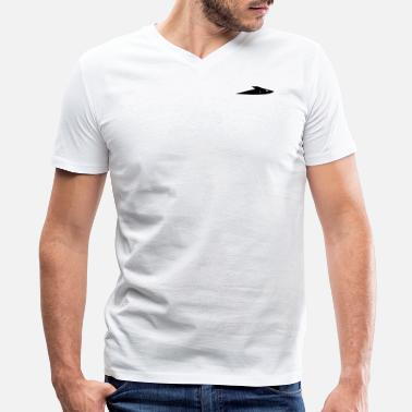 Fin le fin - Men's V-Neck T-Shirt