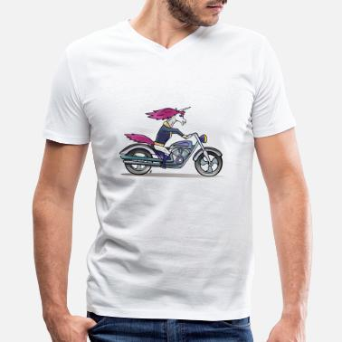 Two Punk Skulls Savage Mens T-Shirt Biker Motorbike Motorcycle Rock Music