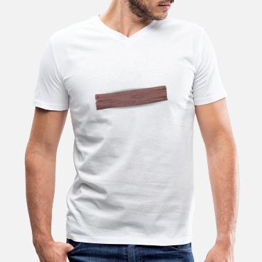 Boarding board - Men's V-Neck T-Shirt by Canvas