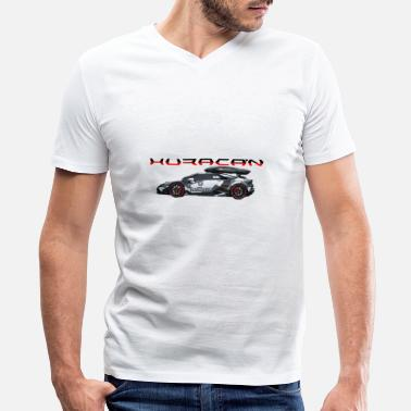 Olsson Jon Olsson Huracan - Men's V-Neck T-Shirt