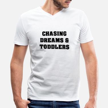Toddler Toddlers - Men's V-Neck T-Shirt