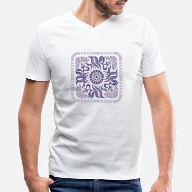 Lilac lilac - Men's V-Neck T-Shirt