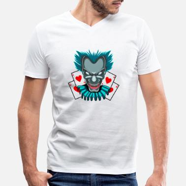 Joker Joker - Men's V-Neck T-Shirt