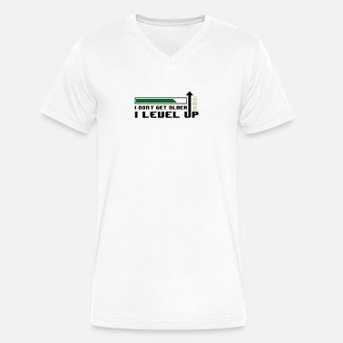 Level Up RPG Gamer  Regular Fit Cotton Mens T-Shirt