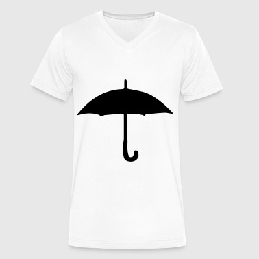 umbrella - Men's V-Neck T-Shirt by Canvas