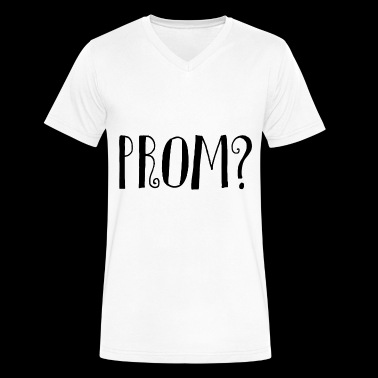 PROM - Men's V-Neck T-Shirt by Canvas