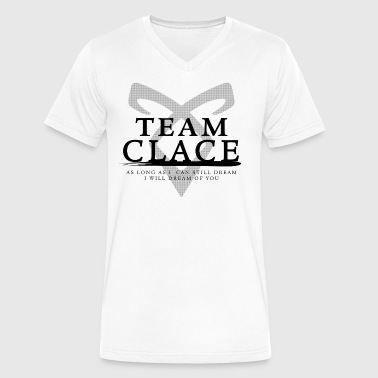 Shadowhunters - Team Clace - Men's V-Neck T-Shirt by Canvas