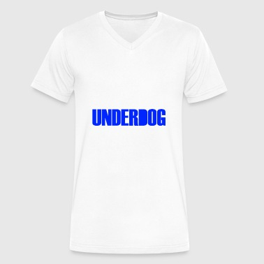 UNDERDOG - Men's V-Neck T-Shirt by Canvas