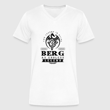 BERG - Men's V-Neck T-Shirt by Canvas